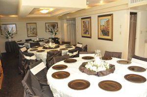 The Honeymoon Suite Reception