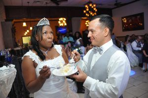 Golden Wedding Reception in Las Vegas