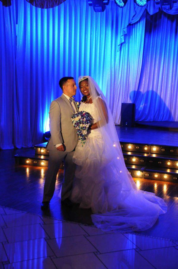 Golden Wedding Reception in Las Vegas